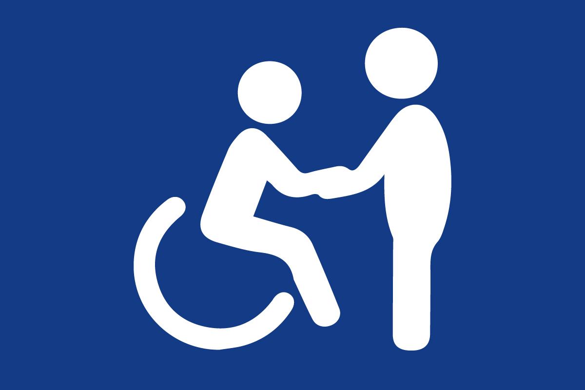 asystent, niepełnosprawność