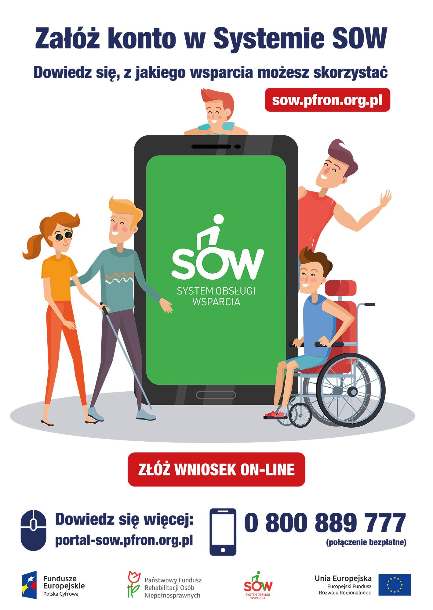 Plakat SOW