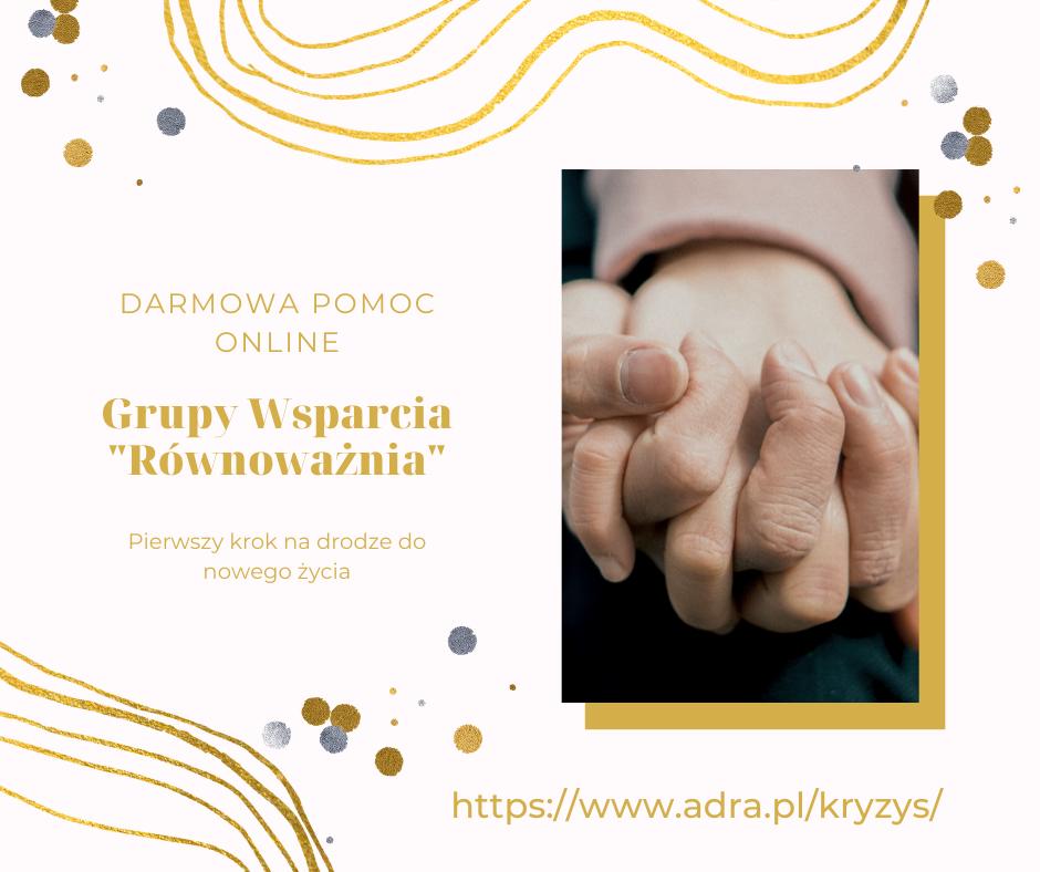 Grupy wsparcia Fundacja ADRA