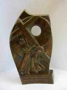 Statuetka Cyrenejczyka