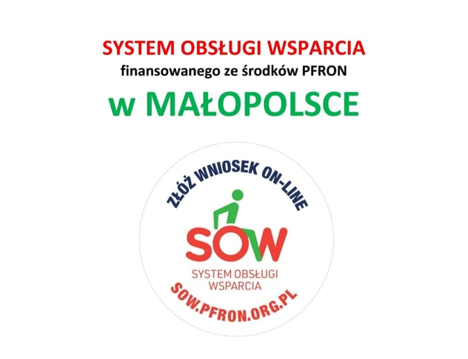 Logo Systemu SOW