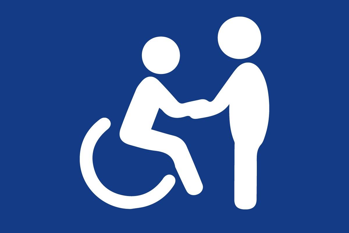 Logo Asystent Osobisty Osoby Niepełnosprawnej